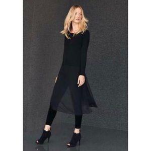 Eileen Fisher | 100% Silk Tunic Duster